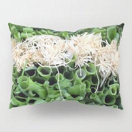 Green Onions are beautiful! Pillow Sham