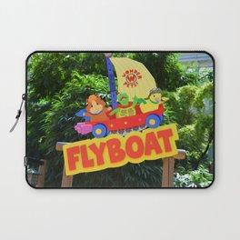 Wonderpets Flyboat Laptop Sleeve