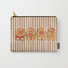 Gingerbread cookies Carry-All Pouch
