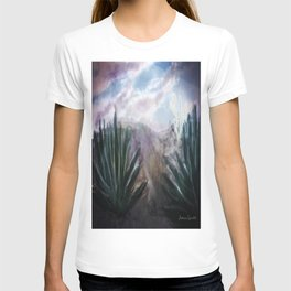 Desert Hills of Life and Death T-shirt