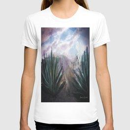 Desert Hills of Life and Death T-shirt