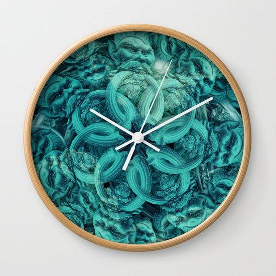 myriad Wall Clock