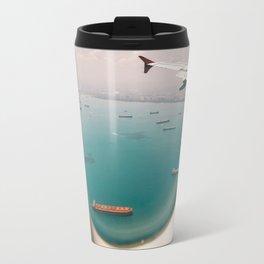 Shipping Paradise Travel Mug