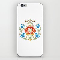 nordic iPhone & iPod Skins featuring Nordic Jelsa  by Blå Sild