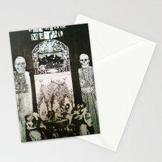 FuneralMetal Stationery Cards