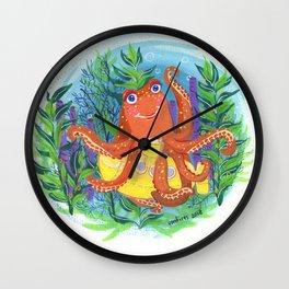 Hello world! Wall Clock