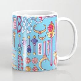 Magical Arsenal Blue Coffee Mug