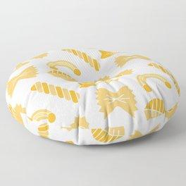 Pasta  Floor Pillow