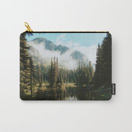 Quiet Washington Morning Carry-All Pouch
