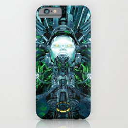Artificial Angel iPhone Case