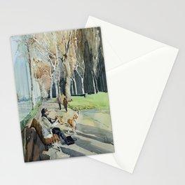 Paseo del Prado Stationery Cards