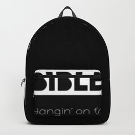 HANGIN' ON FOR THE REPUBLIC2 Backpack