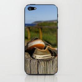 Beachside Shoes iPhone Skin