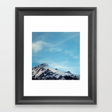 Tops. Framed Art Print