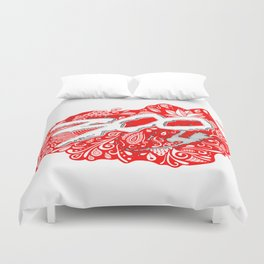 This is Sparta Duvet Cover