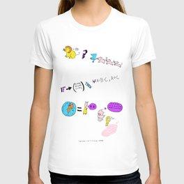 Oooh! the logic! T-shirt