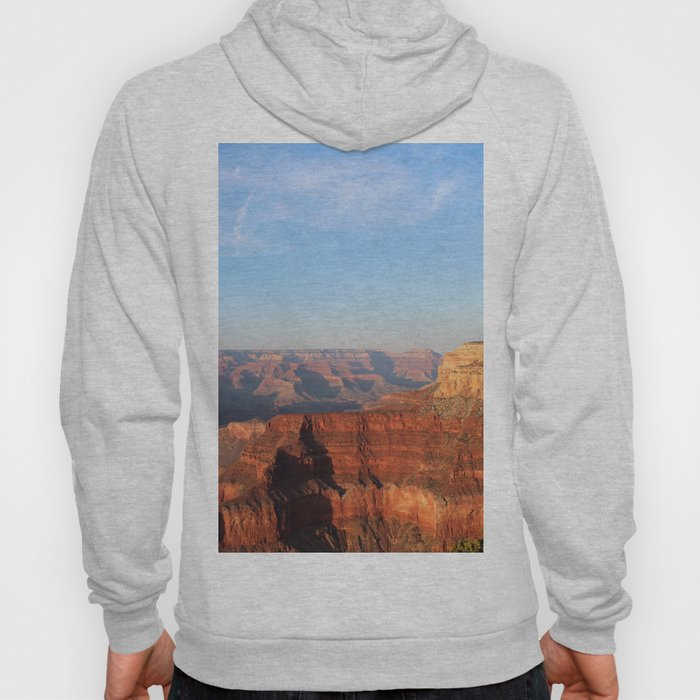 Grand Canyon South Rim at Sunset Hoody