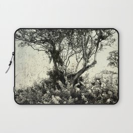 Vintage wicked tree Laptop Sleeve