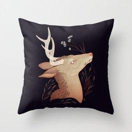 Yarrow Throw Pillow
