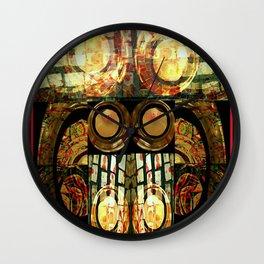 Mayan 1 Wall Clock