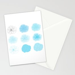 50 Shades of Floral Stationery Cards