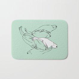 Birdsong 6 Bath Mat