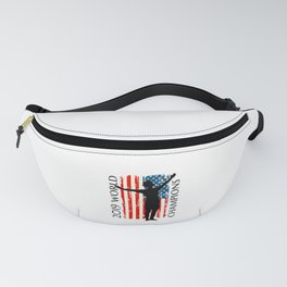 2019 World Champions Fanny Pack