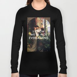 Romeo and Juliet in a World Alone Long Sleeve T-shirt