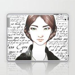 Jane Eyre Laptop & iPad Skin