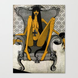 Aromatherapy. Canvas Print