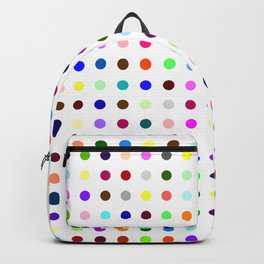 Big Hirst Polka Dot Backpack