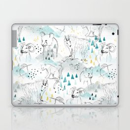 High in the Mountains Laptop & iPad Skin