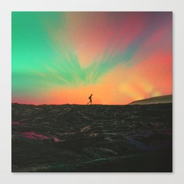 The Wanderer Canvas Print