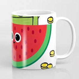 MELONaire Coffee Mug
