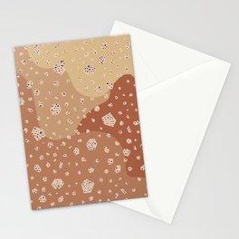 Boho Terrazzo Stationery Cards