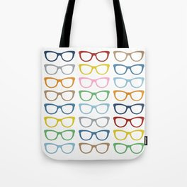 Glasses #3 Tote Bag