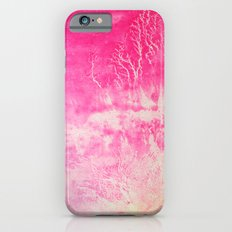 winter sunset iPhone 6 Slim Case
