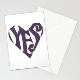 Prince YES LoveSexy Stationery Cards