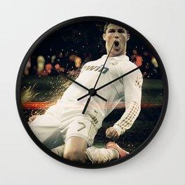 Ronaldo Cristiano #2 Wall Clock
