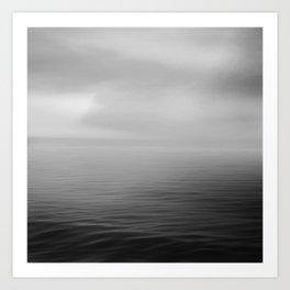Calm Sea Art Print