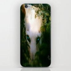 DOG or DEVIL iPhone & iPod Skin