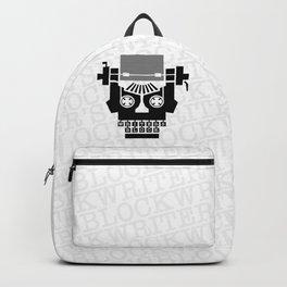 Writer's Block II Backpack