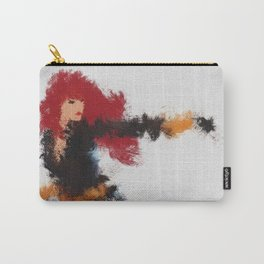 Black Widow Carry-All Pouch