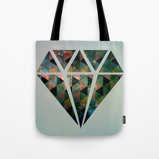 Shine on you crazy diamond Tote Bag