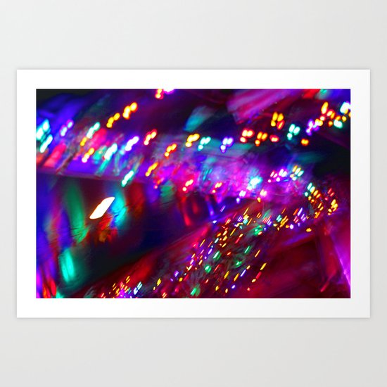 Visual Music Art Print