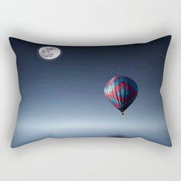 Moon & Balloon Rectangular Pillow