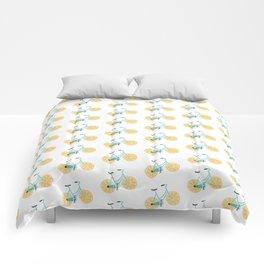 Orangycle Comforters