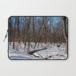 Frozen Freedom -horizontal Laptop Sleeve