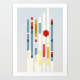 Future World Art Print