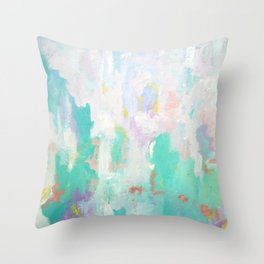 No. Fifty-Five Throw Pillow